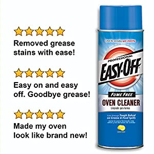 Easy-Off Fume Free Oven Cleaner - ratings