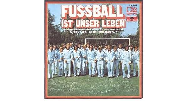 Fussball Ist Unser Leben 7 Single De Polydor 2141 009