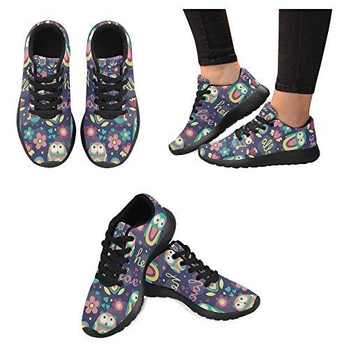 Running Womens Go 7 Easy Multi Sports Comfort InterestPrint Walking Jogging Lightweight Shoes Running Sneaker d6YwEq