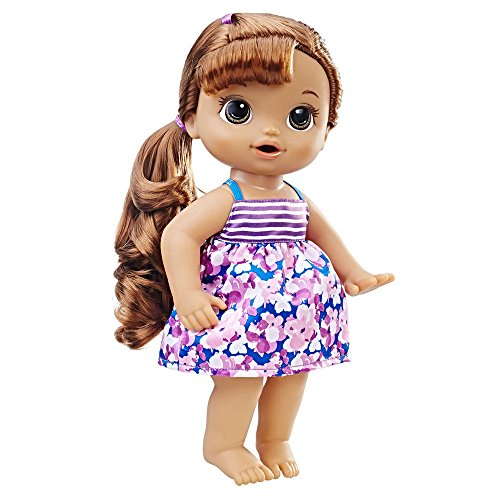 Baby Alive Cute Hairstyles Baby (Brunette)