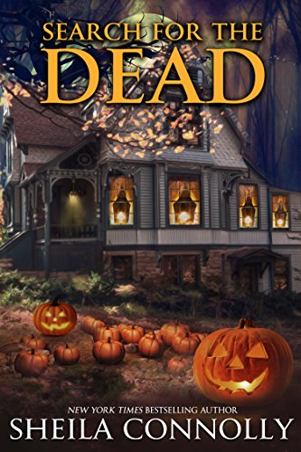 Search for the Dead (Relatively Dead Mysteries Book 5) cover