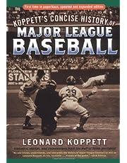 Koppett's Concise History of Major League Baseball