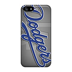 Apple Iphone 5/5s Sgk510KazH Customized Beautiful Los Angeles Dodgers Pictures Scratch Protection Hard Cell-phone Case -KimberleyBoyes