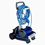 Outdoor Pool Floats Water Vacuum Cleaner Robotic Corded Swimming Pool Cleaning Machine Powerfull Construction - Skroutz