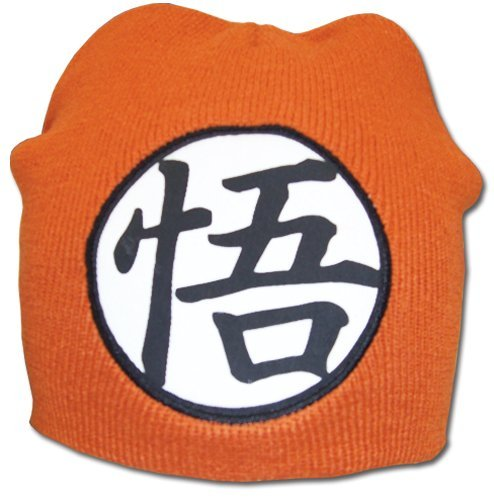 Great Eastern Entertainment Dragon Ball Z Goku Symbol Beanie