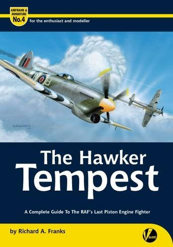 The Hawker Tempest: A Complete Guide to the RAF's Last Piston Engine Fighter