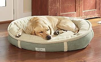 Envolvente de la cama para perro/Perros grandes 60 - 90 libras.: Amazon.es: Productos para mascotas