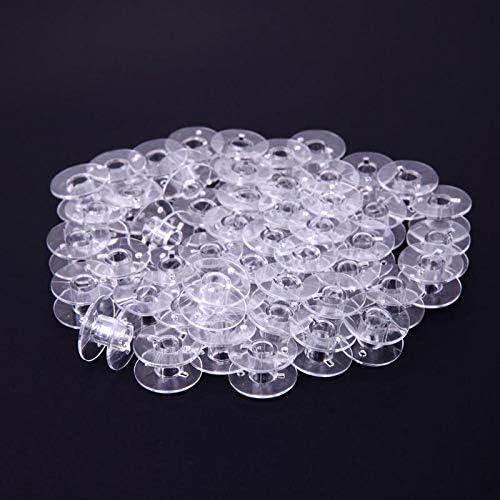 I Cord Machine - Juego de 50 bobinas de plástico vacías para ...