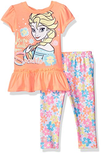 disney-baby-girls-minnie-mouse-legging-set-with-fringe-fashion-top-coral-18m