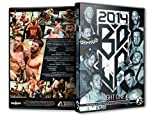 Pro Wrestling Guerrilla - Battle of Los Angeles 2014 - Night 1 DVD by AJ Styles