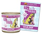 Dogs in the Kitchen - By Weruva (Love Me Tender, 2.8 Ounce Pouches (12 Pack))