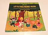 Little RED Riding Hood Vinyl Lp Record Album