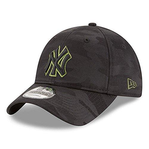 Yankees Camo - New York Yankees Memorial Day Camo 9TWENTY Adjustable Hat/Cap