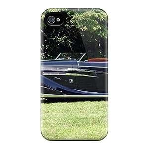 For Iphone 4/4s Premium Tpu Case Cover Type 57 C Vanvooren Cabriolet Protective Case