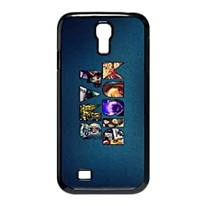 music fans Samsung Galaxy S4 9500 Cell Phone Case Black Custom Made pp7gy_3399918