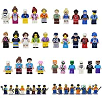 Homecoming Kids 46 Minifigures Building Bricks Community...