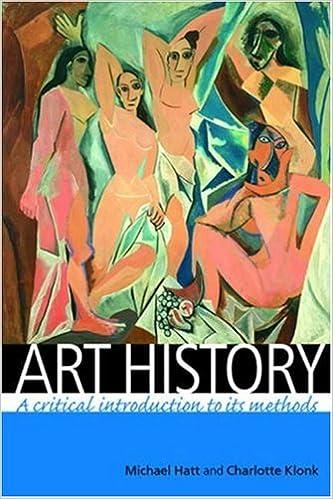 Download di libri su Google di Epub Art History: A Critical Introduction to Its Methods by Michael Hatt 0719069580 in italiano PDF CHM ePub