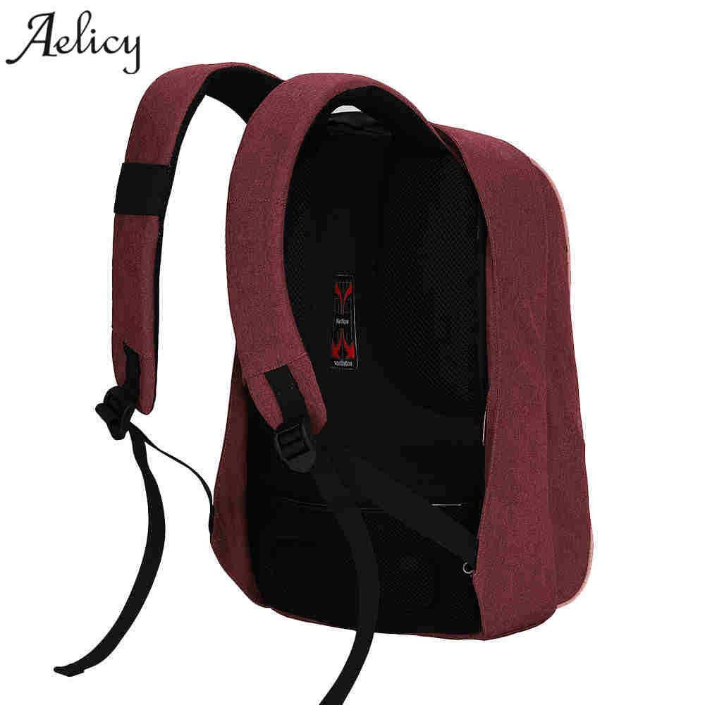 Amazon.com: UATECH Aelicy Shockproof Laptop Backpack Waterproof Men Women Computer Notebook Bag 15.6 inch School Bags for Boys Girls Mochila Mujer: Home & ...