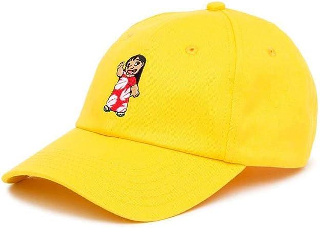 HYPE Disney Gorra Papa Amarilla Lilo: Amazon.es: Ropa y accesorios
