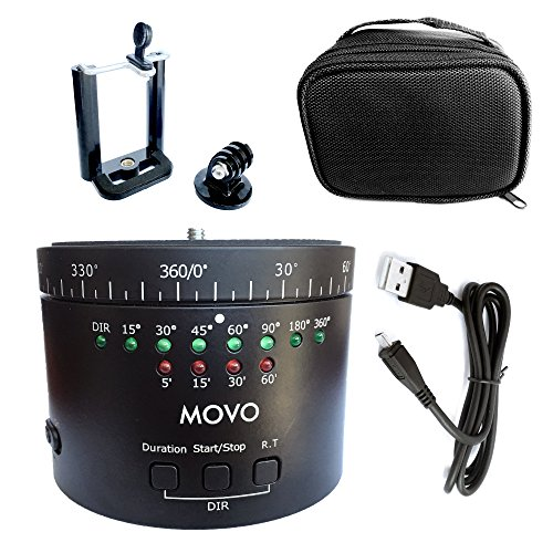 Movo MTP 11 Motorized Panoramic Rechargeable product image