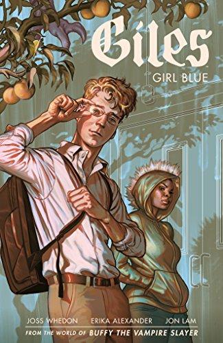Buffy the Vampire Slayer Season 11: Giles - Girl Blue