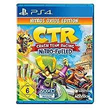 Crash Team Racing Nitro Fueled - Nitros Oxide Edition - PlayStation 4 [Importación alemana]