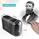 Electric Pencil Sharpener, Jelly Comb Battery