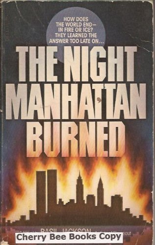 book cover of The Night Manhattan Burned