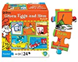 Dr. Seuss Green Eggs and Ham Puzzle