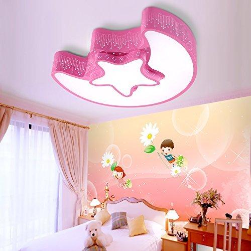 Vintage Decke Licht Schatten Retro Deckenleuchte Modern für Flur, Schlafzimmer, Küche, Kinderzimmer, Wohnzimmer Crystal Led Weiß 54  9 cm