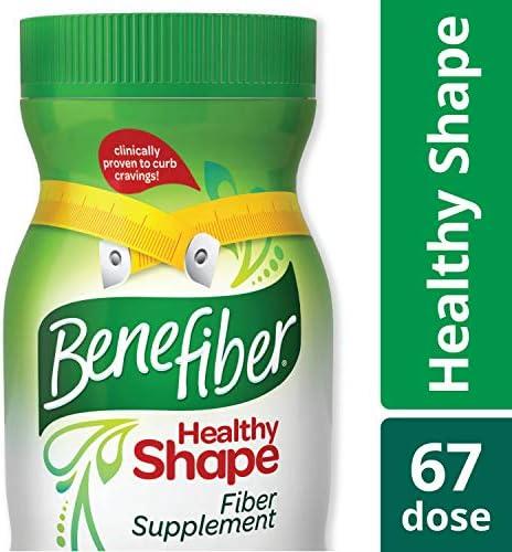 Benefiber Healthy Taste Free Supplement Powder