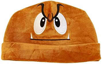 05e93b29014 Image Unavailable. Image not available for. Colour  Banpresto Super Mario  Bros Goomba Beanie Hat