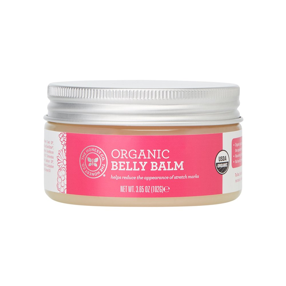 Organic Belly Balm 3.65 oz (102 grams) Balm by The Honest Company