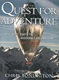 Quest for Adventure, Chris Bonington, 0792279530