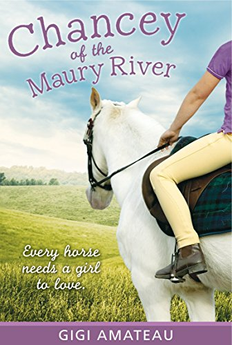 Chancey: Horses of the Maury River Stables