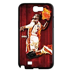 Custom Dwyane Wade Hard Back Cover Case for Samsung Galaxy Note 2 NT736
