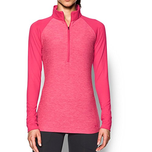 Under Armour Women's Zinger 1/4 Zip, Hollywood/Hollywood,...