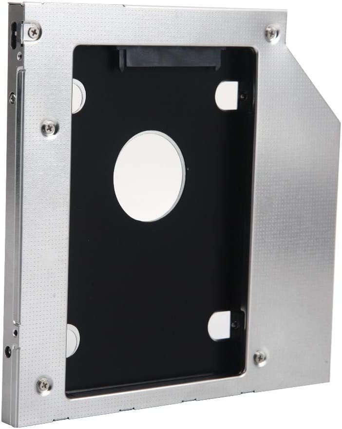Deyoung 2nd SSD HDD Hard Drive Enclosure Caddy Adapter for HP 15-au172tx 17-bs057cl 15-ay103TX
