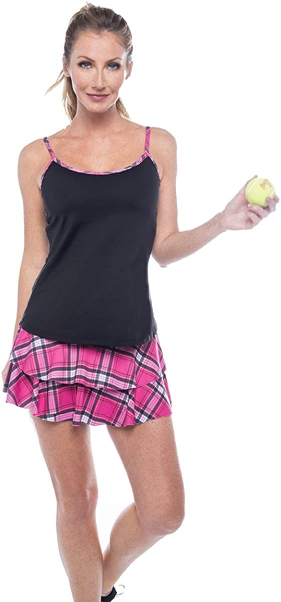 Show No Love Tennis Womens Victory Collection French Open Tank