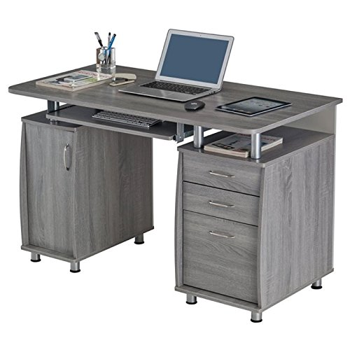48 inch desk with drawers - 9