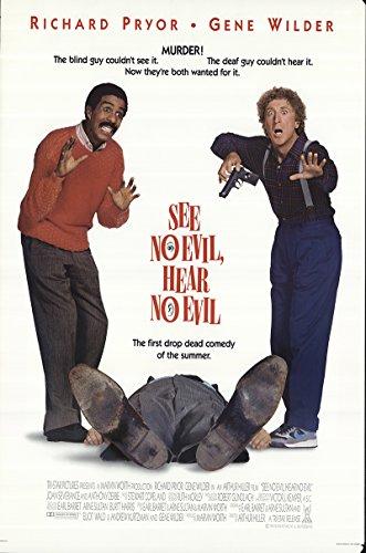 See No Evil, Hear No Evil 1989 Authentic 27
