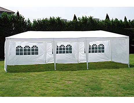 Peaktop New 30 X 10 Feet Large Size Party Tent Garden Outdoor Canopy Wedding Christmas