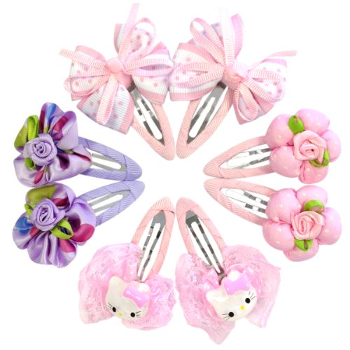 Wrapables Flowers Piece Assorted Toddler