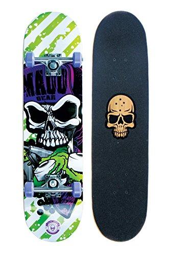 Madd Gear Hatter Skateboard, Purple