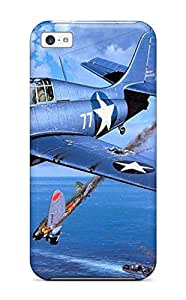 5802546K23349084 Aircraft Feeling Iphone 5c On Your Style Birthday Gift Cover Case