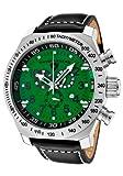 Swiss Legend Men's 22828-08 SL Pilot Analog Display Swiss Quartz Black Watch, Watch Central