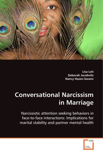 Conversational Narcissism in Marriage: Narcissistic attention seeking behaviors in face-to-face interactions: Implications for marital stability andpartner mental health