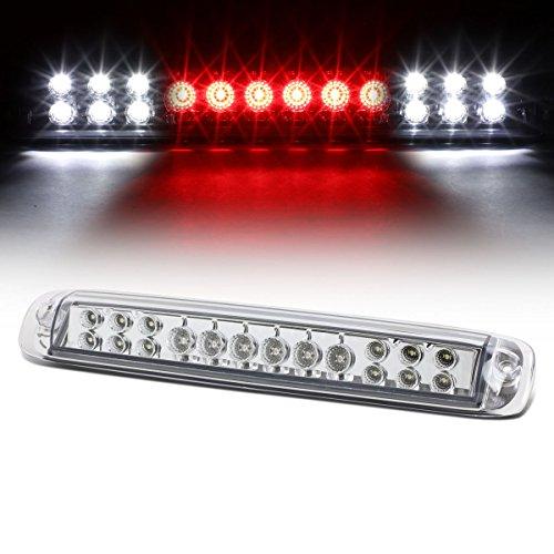 06 silverado tail lights clear - 9