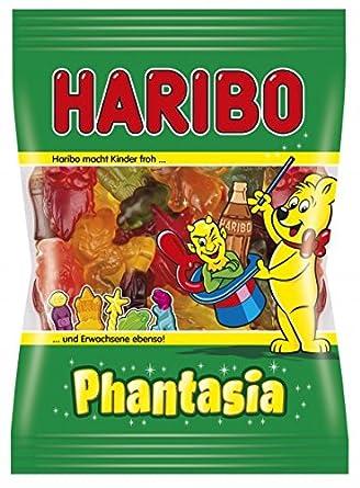 Haribo Phantasia Gummi Candy 200 g: Amazon.com: Grocery ...