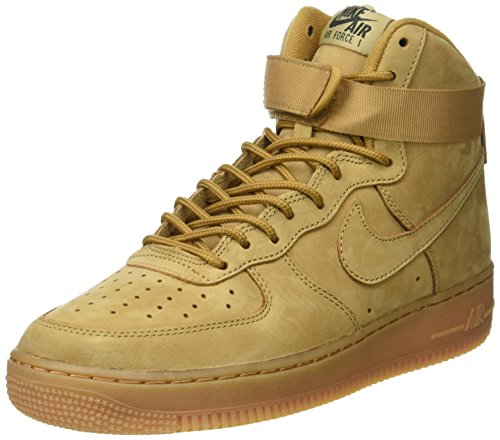 Nike 1 '07 Air Scarpe Oro Force High da Basket LV8 Uomo qwpqr6E